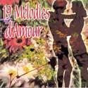 19 MELODIES D'AMOUR
