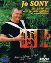 JO SONY fête des 80 ans avec ses amis musiciens et accordéonistes