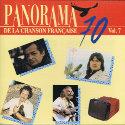 PANORAMA DE LA CHANSON FRANCAISE vol7