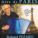 AIRS DE PARIS ET CHANSONS FRANCAISES