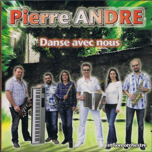 Pierre ANDRE – DANSE AVEC NOUS