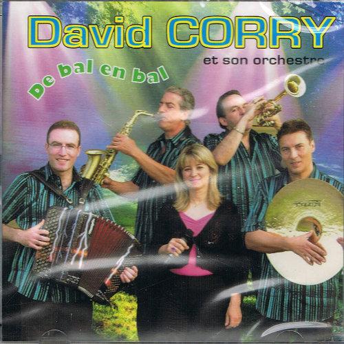 David CORRY – DE BAL EN BAL