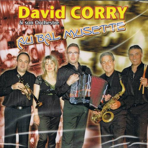 David CORRY – Au BAL MUSETTE