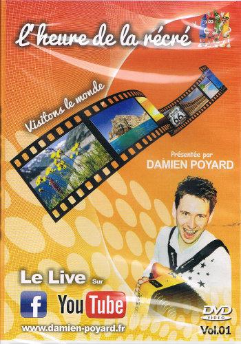 Damien POYARD – L'HEURE DE LA RECRE