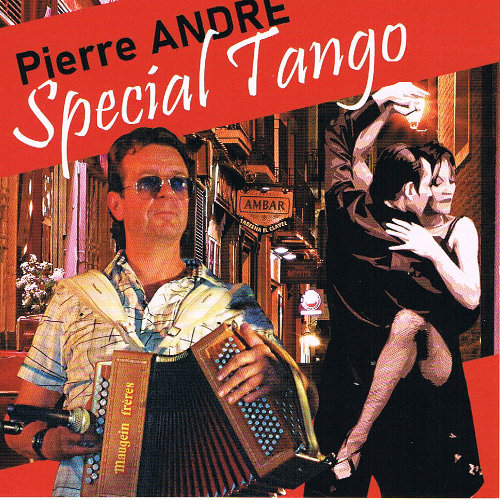 Pierre ANDRE-SPECIAL TANGO