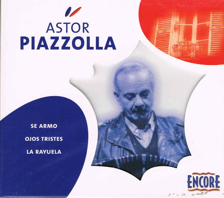 Astor PIAZZOLLA- (Bandonéon)