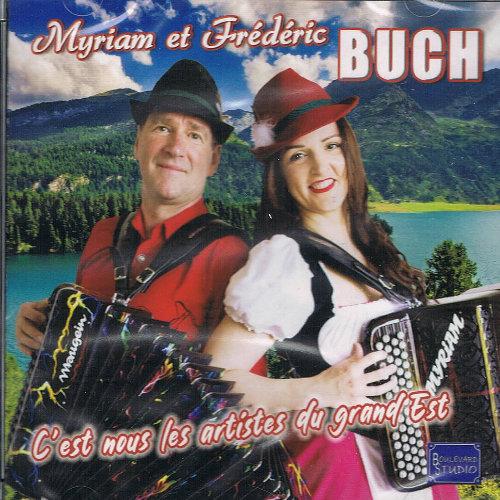 Myriam et Frédéric BUCH- C'EST NOUS LES ARTISTES DU GRAND EST